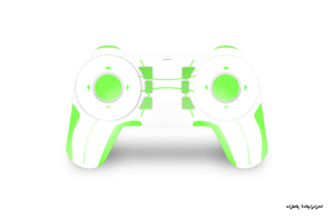 Controller v2, color by Bluepkmntrainer