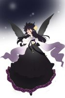 Angel Empress Dark Pit by Angelic-Blossoms