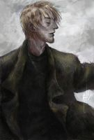 Barty Crouch by Catlait
