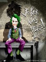 The Joker by Welchtoons
