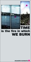 Time is the fire by Calliope00