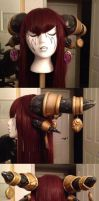 Alexstrasza Wig by ChickenChopsticks