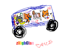 zHighClan Express by Thunder-Neko