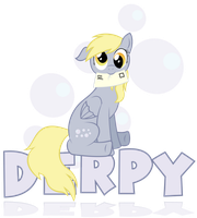 Derpy by EROCKERTORRES