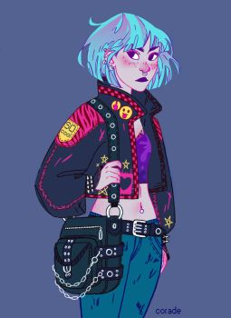 Some Punk by Corade