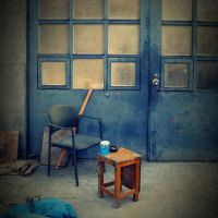 blue doors ::: by aopan