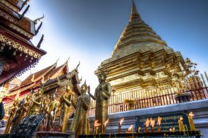 Doi Suthep by SantiBilly