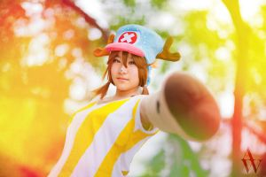 Tony Tony Chopper by xxDorii