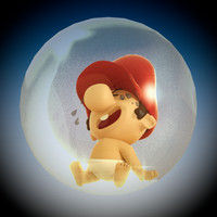 Request: Baby Mario by SmashingRenders