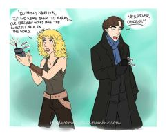 Wholock: Stating the Obvious by TheMadWoman-Ellie