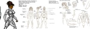 Diamond Bio Sheet by Mr-Marcus-81