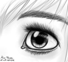 Just an eye by Kimi-Thunder