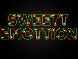 Efecto de Texto Light by SweettEmottion