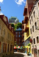 Old Quebec City 2 by SovietNinja