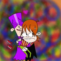 Fankyle in my arms this time by KairaPlatypus