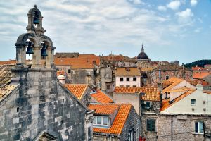 Roofs  of  Dubrovnik 1 by CitizenFresh