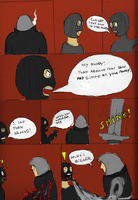 Prototype comic LOL by wolf117M