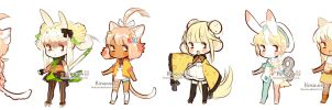 Sketch Adopts Set Price 10USD/1000points by Hinausa