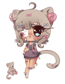 Hurtie Adopt #2 [CLOSED] by Nyxium