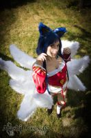 Ahri 02 by xAtashix