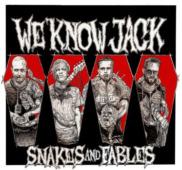 We Know Jack - Snakes and Fables EP by Mullduggery
