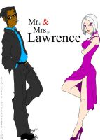Mr. and Mrs. Lawrence by Aeolus06