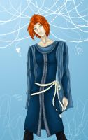 Ron Dress Robes Final by MalloryMakesStuff
