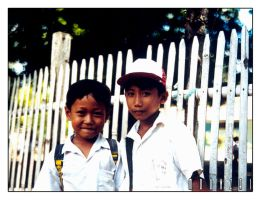 Children of Lombok by moonzaiphotos