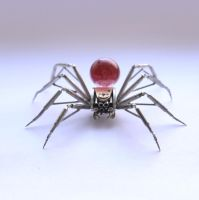 Clockwork Spider No 44 (II) by AMechanicalMind