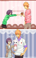 Valentines/White Day by yui-22