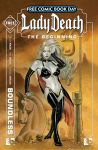 LADY DEATH COVER by JASONEDEN