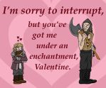 Valentine - Ori and Beorn by KRRouse