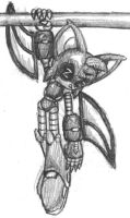 For Salix - Pip the Bat by Metal-2