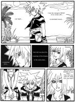 KH II Doujin -The Dream- Page by My-Kingdom-Hearts
