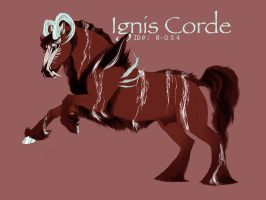 Ignis Corde by Elemes
