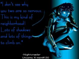 Nightcrawler by Super-F