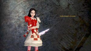 AliceMadnessReturns CheckMate by cytherina