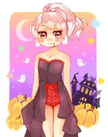 Cute Halloween by naza99