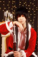 D. Gray-man: Chistmas comes by KandaDream