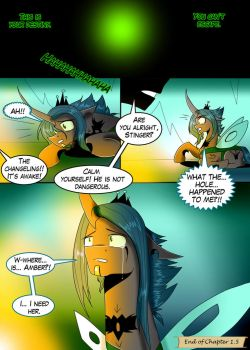 MLP Descendants - Ch1.5 - Page 013 by Yula568