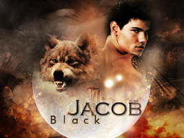 Jacob Black by inmany