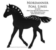 A2892 - Nordanner Foal Design by Ikiuni