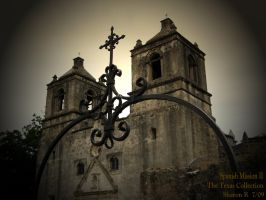 Spanish Mission II by Gothic-Mystery