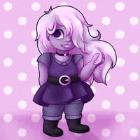 Amethyst (but fashion??) by MegLikesCookies
