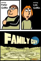 Family Guy 1999 by timelike01