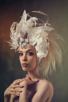 Fascinator Queen by vpotemkin