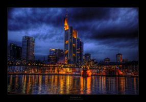 Frankfurt hdr by donk00085