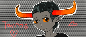tavros nitram by Mint-Princess