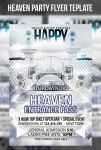 Heaven Gates Flyer Template by cerceicer