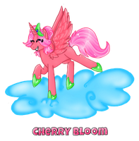 GA - Cherry Bloom by NekoMellow